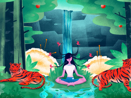 Lunar New Year Survival: 3 Minute Meditation for Busy People