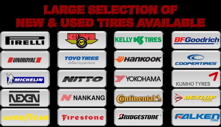Branded Tires