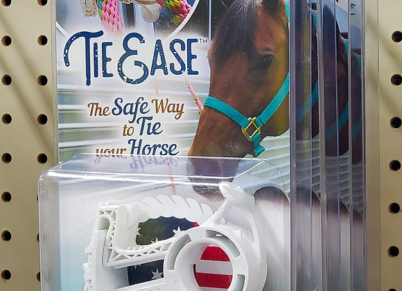 Case of 12 - Tie Ease - Horse Safety Tie - 2 pack Clamshell