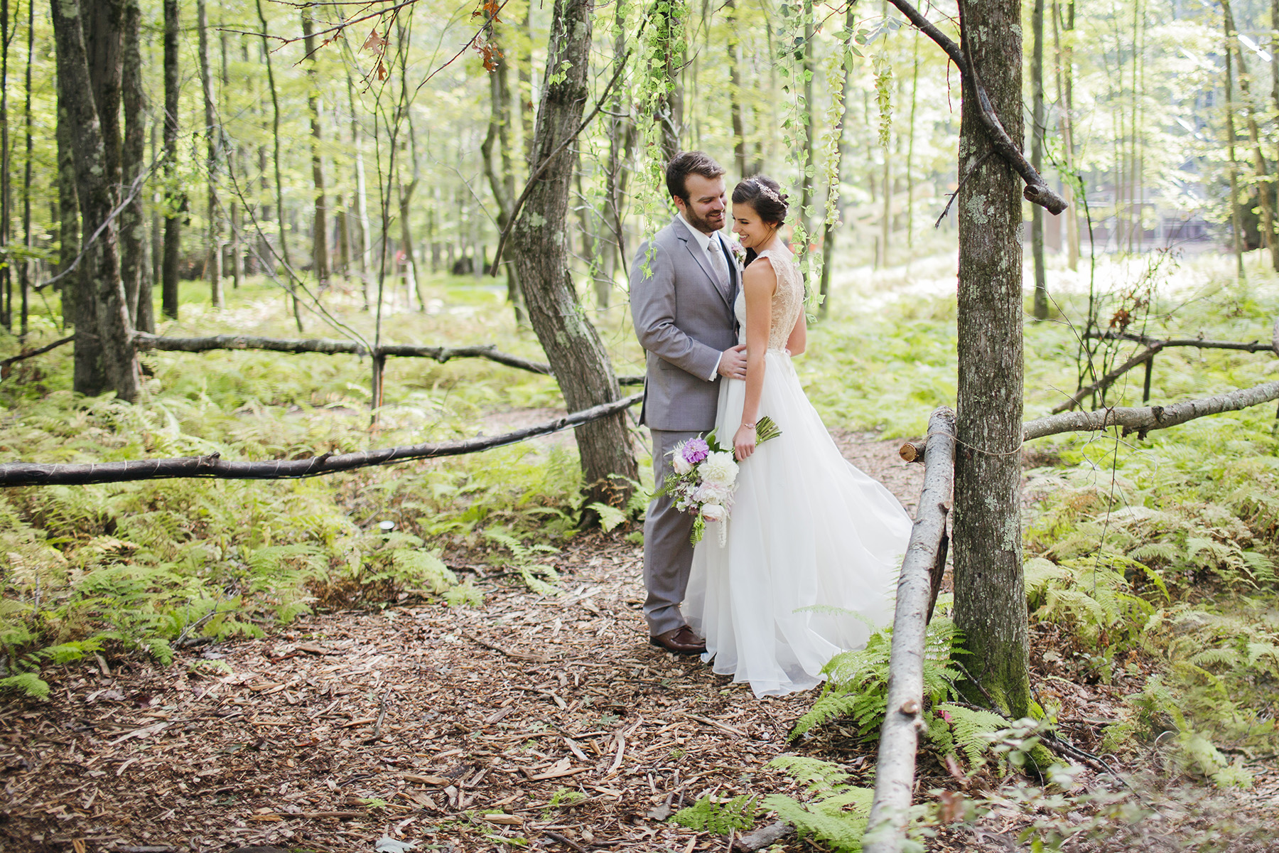 Woodloch Resort Wedding