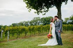 Lehigh Valley Winery Wedding
