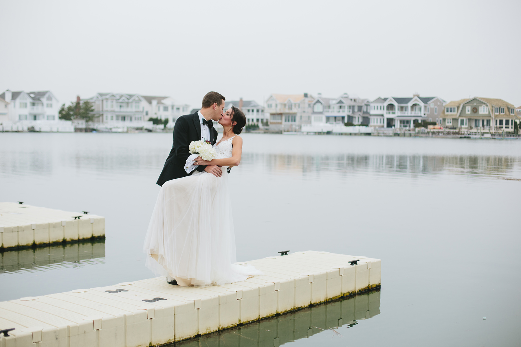 The Reeds Stone Harbor Wedding
