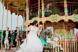 Steel Pier Wedding