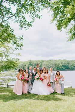 Woodloch Resort Wedding