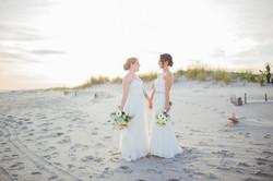 Ocean City NJ Beach Wedding