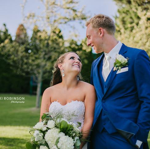Allie + Stephen   Greate Bay Country Club Wedding   Nikki Robinson Photography