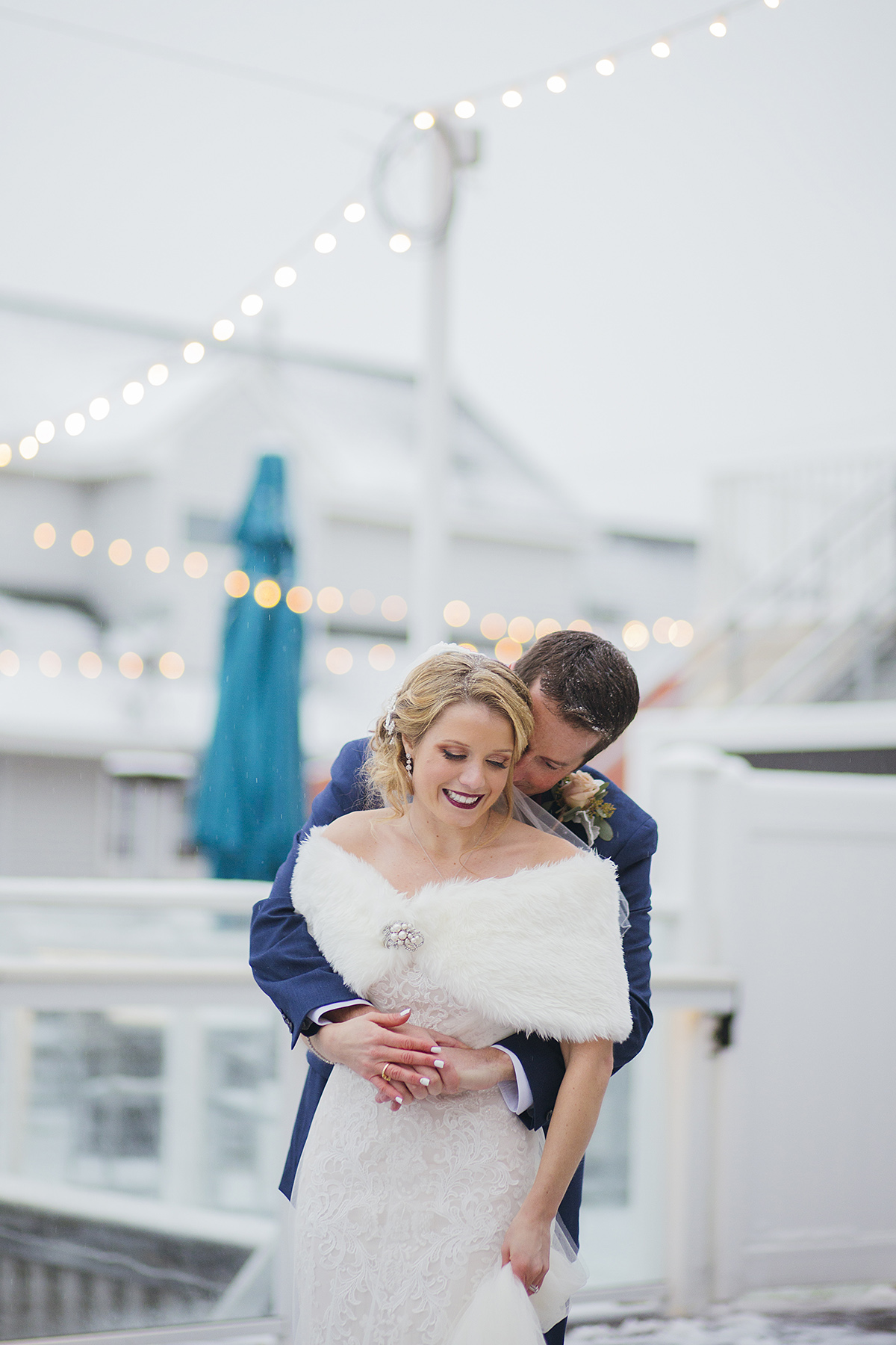 The Reeds Stone Harbor Wedding Photo