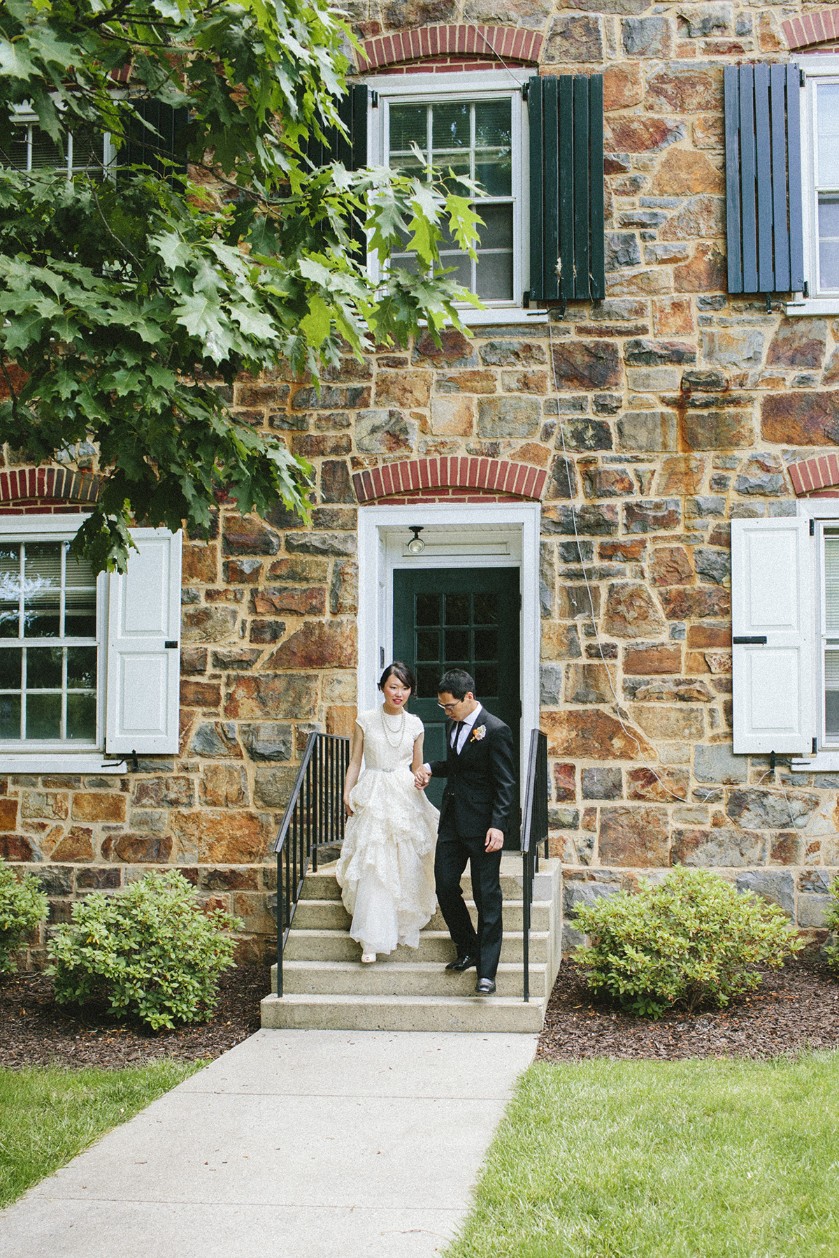Moravian College Wedding