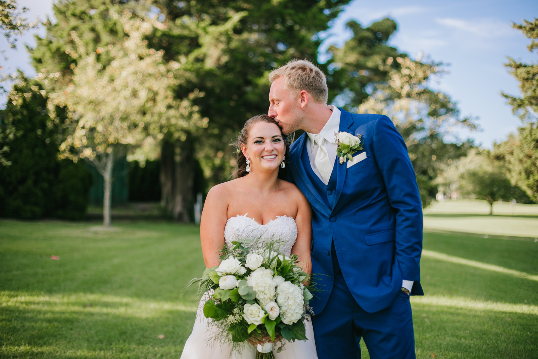 Greate Bay Country Club Wedding
