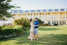 Congress Hall Cape May Engagement Session