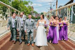 Red Mill NJ Wedding