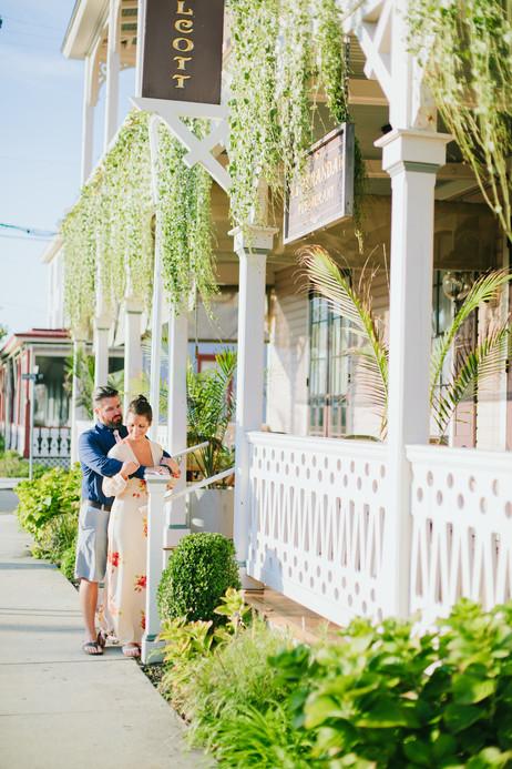 Hotel Alcott Engagement Session
