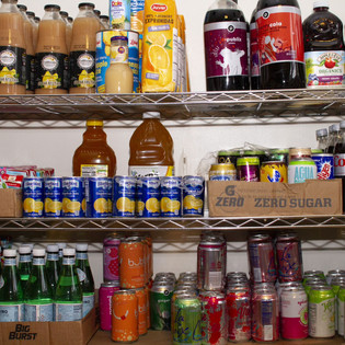 Barry's Food Pantry Helps Fight Food Insecurity on Campus