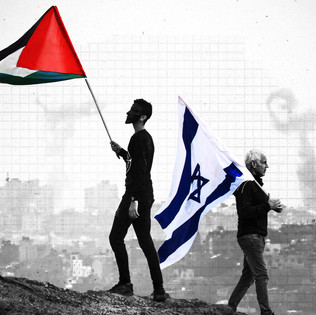 Peace and their own Piece of Land: The Continuing Conflict Amongst Israelis And Palestinians
