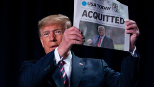 Former President Trump Acquitted  For The Second Time