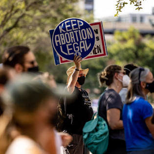 The Texas Abortion Ban and Its Bandwidth