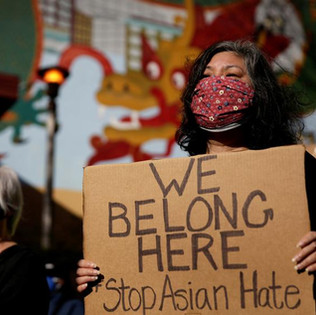 The Real Virus: Asian Hate Crimes Spread Across U.S.