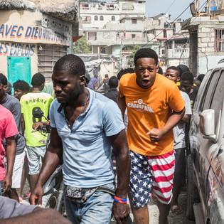 Life and Liberty for Haiti