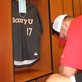 Barry Bucs Benched by the Pandemic