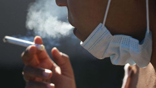 Puff Puff Policy: Students Smoking on a Smoke-Free Campus