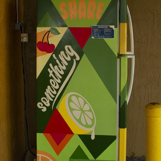 Combatting Food Insecurity in Underserved Communities: The Community Fridge Initiative