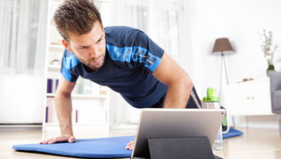 Zoom University: What are students doing to stay active while learning from home?
