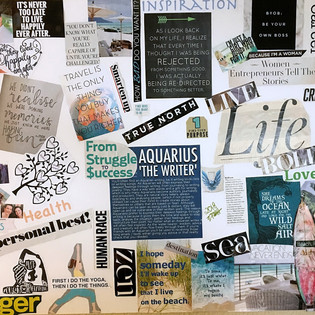 Create a Virtual Vision Board to Spice up Your Walls