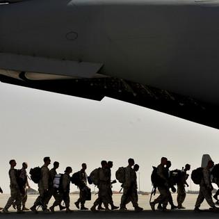 U.S. Troops Depart Afghanistan: The End of America's Longest War
