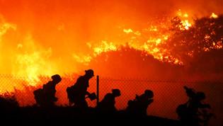 California in flames: gender reveal parties to blame