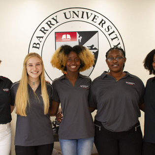 The Inaugural Year of Barry University's  President's Society