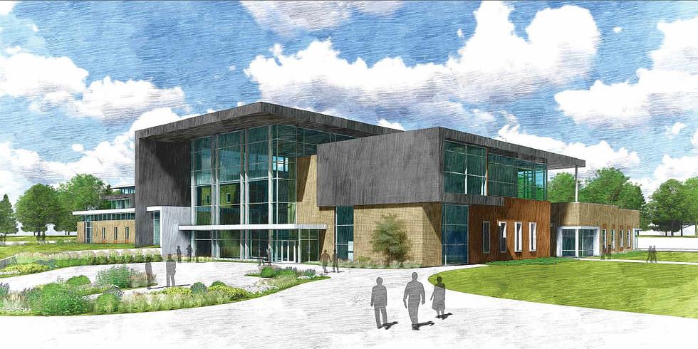 Tour the UWGB STEM Center