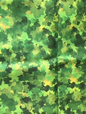 Fallen Leaves - Bright Green
