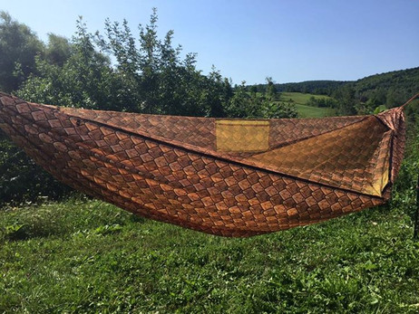 Dragon Scales  DIY Hammock