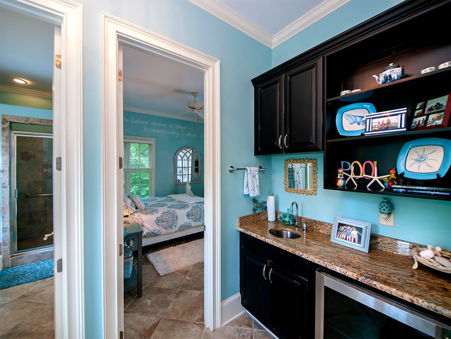 Guest House Kitchenette