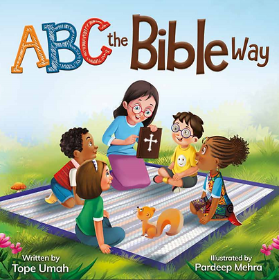ABC the Bible Way (Hardcover)