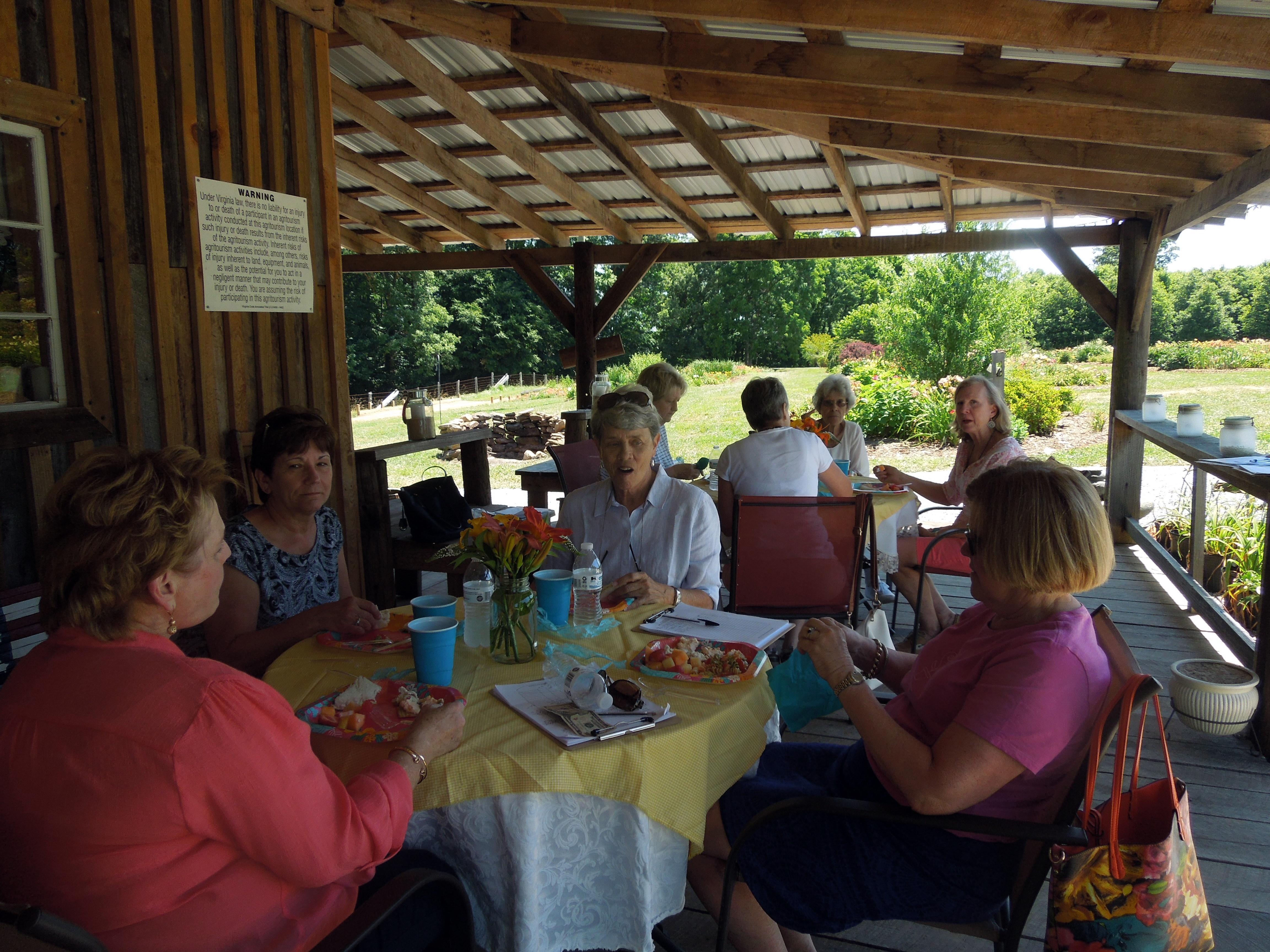cartersville garden club