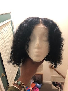12in Bob w/ Indian Water Wave
