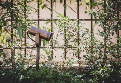 rustikale Gartenbeleuchtung NONA