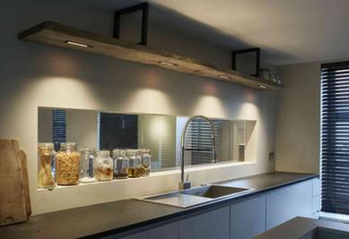 Küchenbeleuchtung WHITELINE SLOT