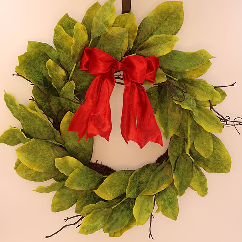 Gifted Wreath & Sign Parcel