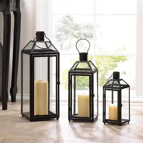 Midtown Lantern Set of 3