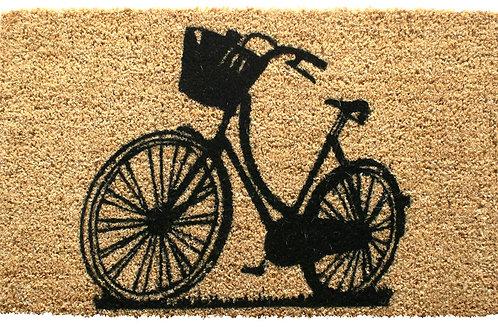 French Bicycle Door Mat