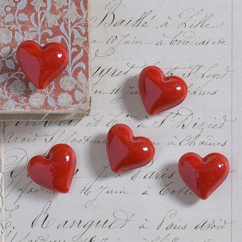 12 Glass Hearts