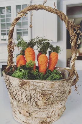 Spring carrots and birch basket.jpg