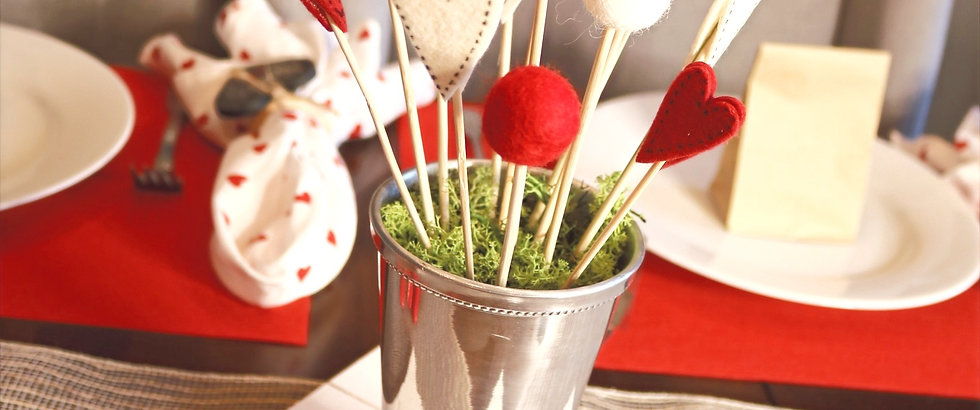 Sweet Valentine Table