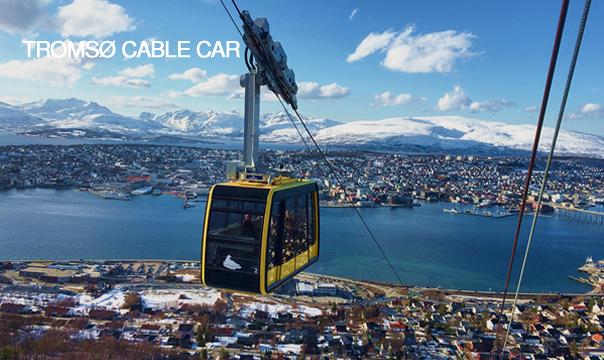Tromsø cable car