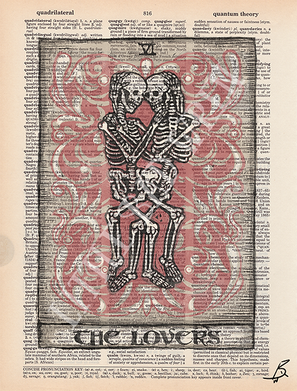 The Lover's (Tarot)