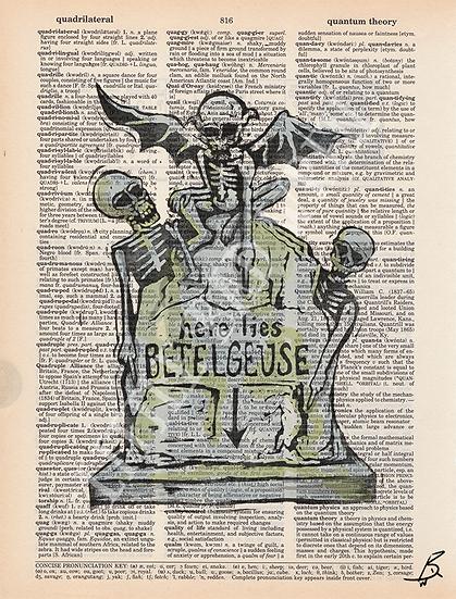 Betelgeuse Grave