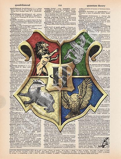 Hogwarts Shield