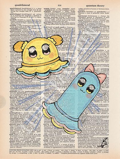 UFO Popuko & Pipimi